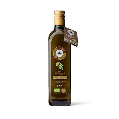 Olio extra vergine di oliva D.O.P. - Terra di Bari Bitonto biologico