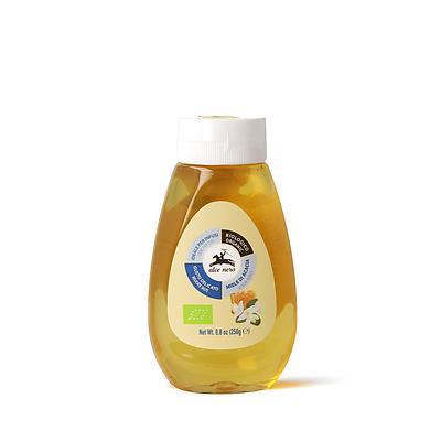 Miele di acacia biologico in dosatore