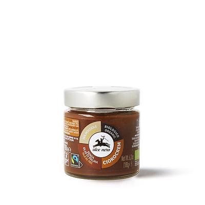 Ciokocrem - crema di nocciole spalmabile biologica