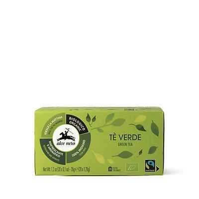 Tè verde biologico - 20 filtri
