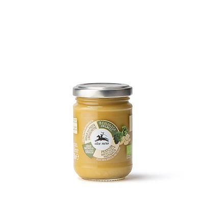 Pesto de brócolis e pastinaca orgânicos-PBP130