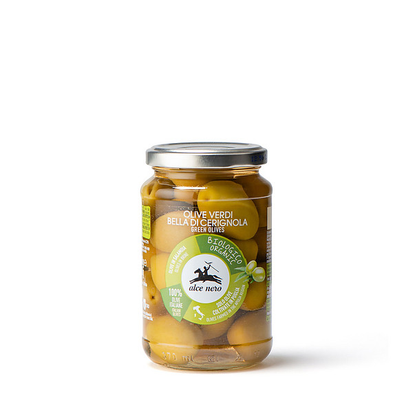 Olive Bella di Cerignola biologiche