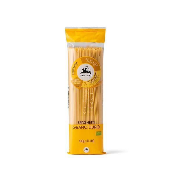Spaghetti di grano duro biologici