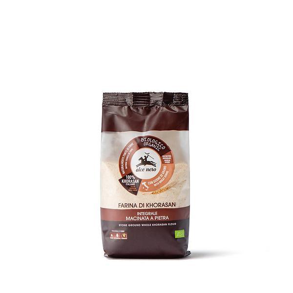 Farina integrale di grano Khorasan biologica