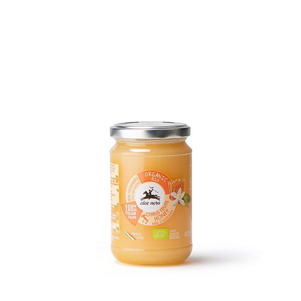 Organic Italian Citrus fruits honey - MI402