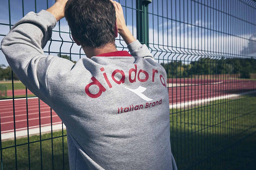diadora sportswear