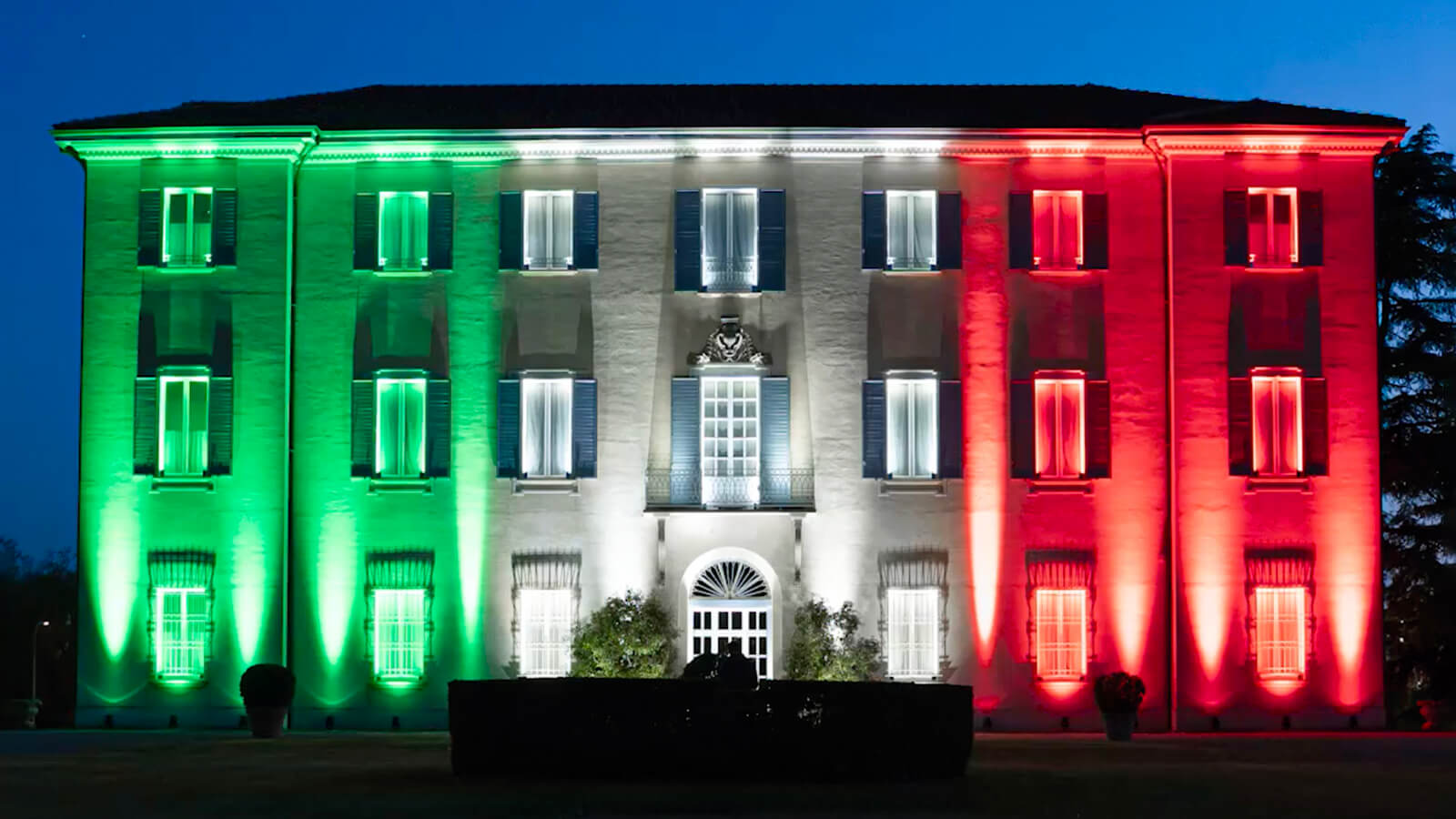 Italy we are with you