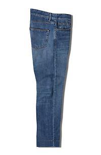 Slim Fit Five-pocket Jeans Stretch Cotton Trousers