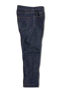 Five-Pocket Slim Fit Stretch Denim Trousers