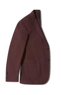Single-breasted unlined Tekno Gab jacket
