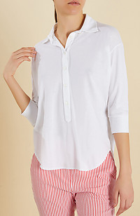 Short sleeve regular fit IceCotton polo shirt
