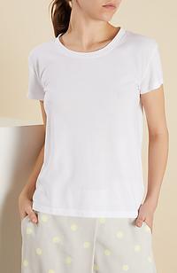 Short sleeve slim-fit IceCotton T-shirt