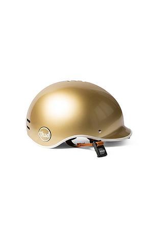 Thousand: gold bike helmet - size M